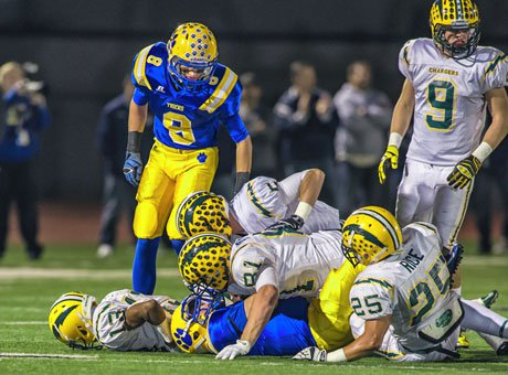 Edison got past Valencia in the playoffs and could meet up with undefeated Tustin.