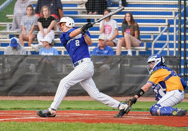 Christian Howe has fueled a home run explosion by Danville (Ky.) this year.