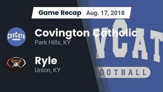 Football Game Recap: Campbell County vs. Ryle