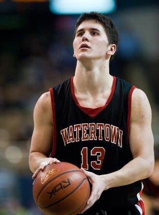 Kyle Stockmal of Watertown.
