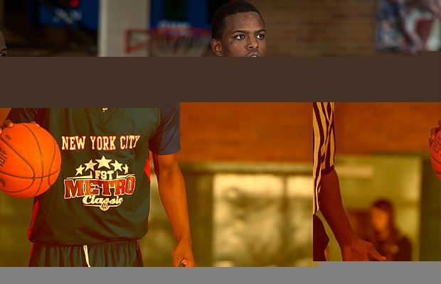 Isaiah Whitehead, one of the nation's top recruits, will try to lead Lincoln to a state title in 2013-14.