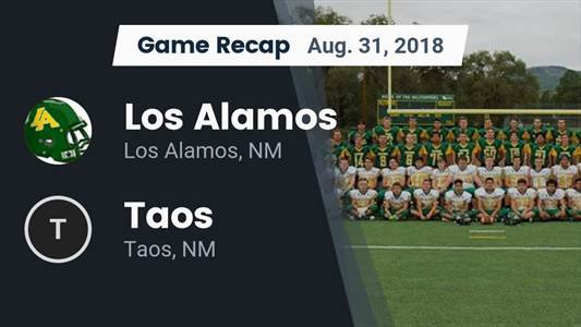 Football Game Recap: Bloomfield vs. Los Alamos