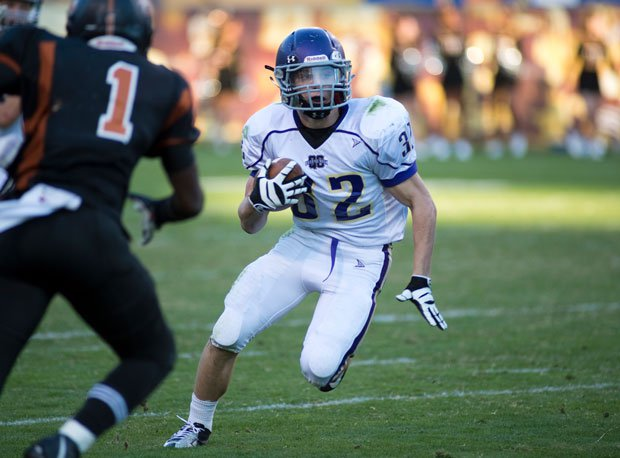 Queen Creek's Matt Guida has a legitimate shot at leading the nation in rushing this season, as he plays for one of Arizona's best teams.