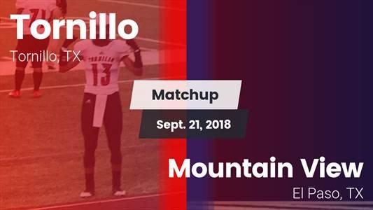 Football Game Recap: Mountain View vs. Tornillo
