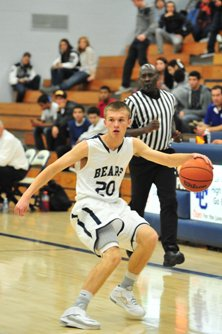 Bryce Alford, son of New Mexico coachSteve Alford.