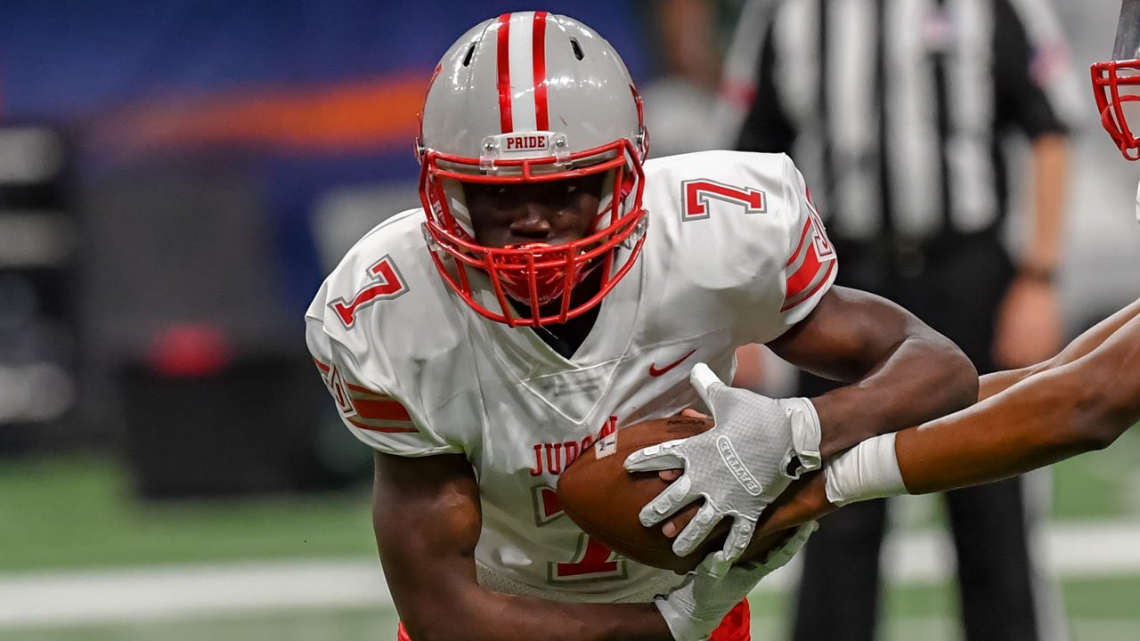 Highlights Myzel Miller Goes From Friday Night Tykes To Friday Night Lights At Judson Maxpreps