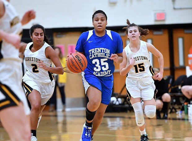 Zoe Brooks, Trenton Catholic Academy