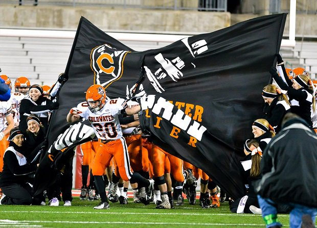 According to the CalPreps Dynasty Rankings, Coldwater ranks as the top small school team in the country since 2003.