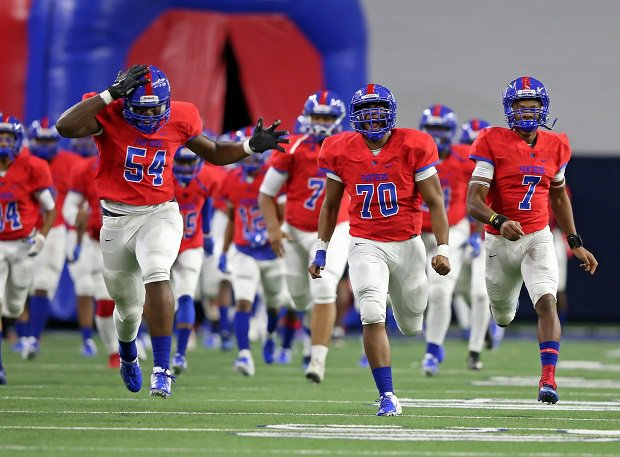 Duncanville is No. 6 in this week's Composite Top 25 and takes on No. 5 North Shore for the UIL Texas 6A Division I state title.