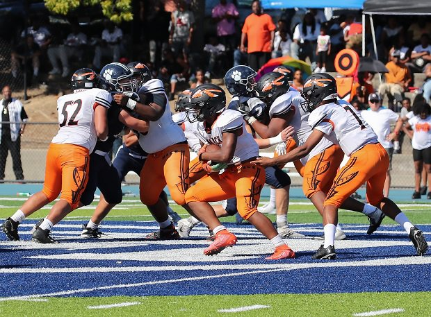 California's McClymonds moves up four to No. 19 in this week's Small Schools football rankings.