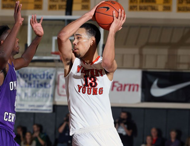 The play of Paul White helped No. 4 Whitney Young capture the Beach Ball Classic crown.