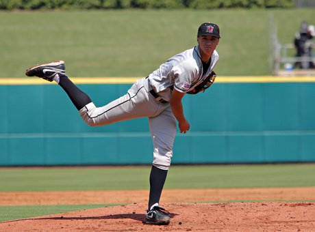 National Player of the Year Jack Flaherty was the obvious choice as the MaxPreps California Player of the Year.