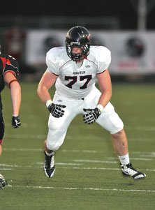 Offensive lineman Trey Keenan  will sign on dotted line next to Texas Tech.