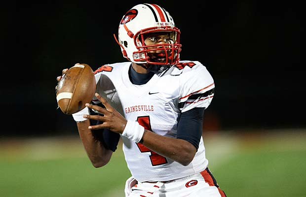 Only a junior, Deshaun Watson has already set the Georgia record for passing yards. He also earned the title of MaxPreps National Junior of the Year