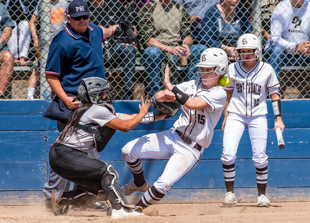 St. Francis softball helped the Lancers to a No. 45 spot in the 2017-18 MaxPreps Cup standings.