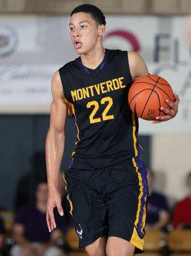 Ben Simmons, Montverde Academy