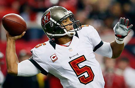 Josh Freeman of the Tampa Bay Buccaneers went to Grandview High.