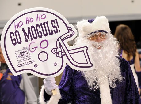 The Moguls of Munday are gearing up for another holiday-time trip to the state title game.