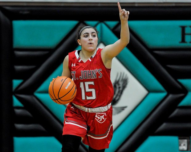 MaxPreps Top 25 high school girls basketball rankings - MaxPreps