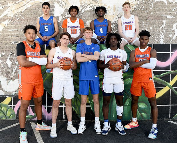 Bishop Gorman is loaded with talent as it looks to capture a ninth consecutive Nevada championship.