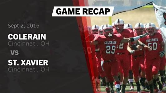 Football Game Preview: St. Xavier vs. Colerain