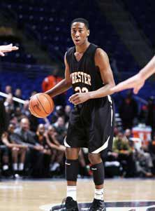 Rondae Jefferson and his Chester teammates took the state title this year inPennsylvania.