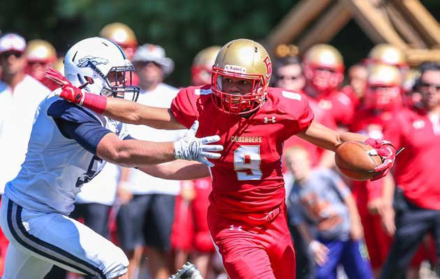 Bergen Catholic dominated American Heritage (Delray Beach, Fla.) but now has upcoming showdowns with St. Peter's Prep (Jersey City, N.J.) and IMG Academy (Bradenton, Fla.)