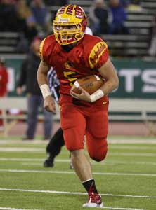 Oakdale's Marcus Northcutt.