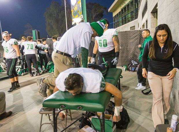 Ensuring your pregame rituals are consistent is a key to a successful program.