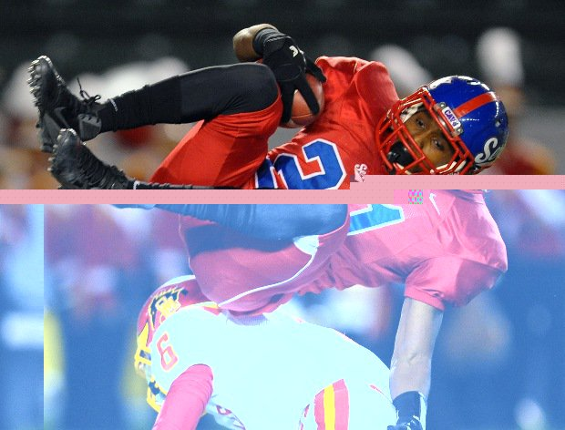 Adoree' Jackson of Serra (Gardena, Calif.) pulled off an acrobatic touchdown twist/roll in a state title game. See if it ranks among the Top 15 plays of the year.