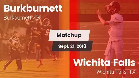 Football Game Recap: Wichita Falls vs. Burkburnett