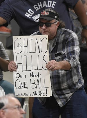 A fan thinks Andre Ball is all Huskies need.