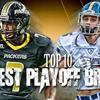 Top 10 toughest high school football playoff brackets