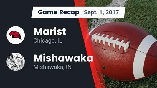 Football Game Preview: Marist vs. Nazareth Academy