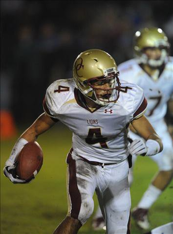 Jordan Payton is the next star at Oaks Christian (Westlake Village, Calif.).