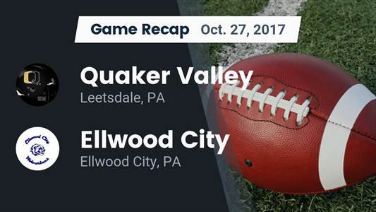 Football Game Preview: Quaker Valley vs. Middletown