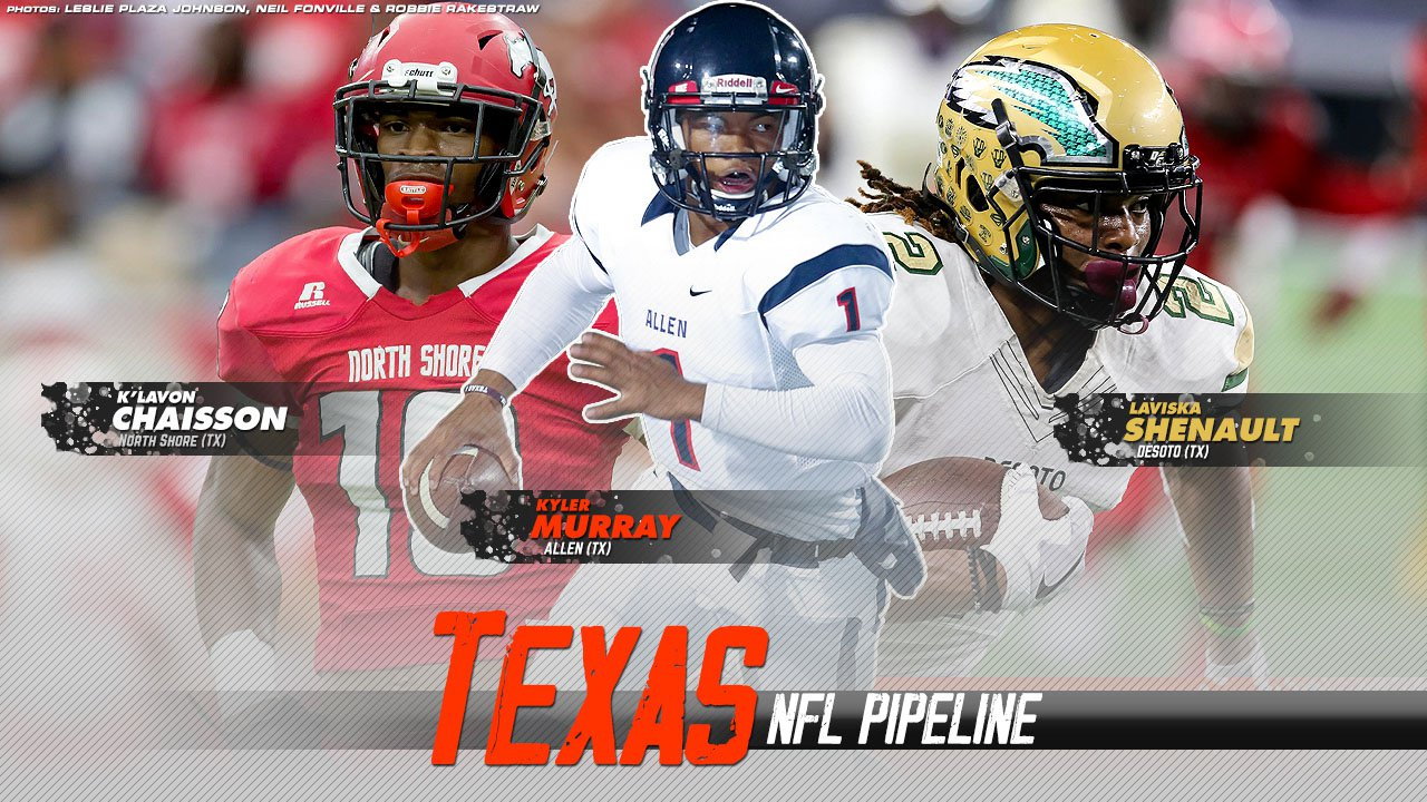 High School Football Programs In Texas With The Most Nfl Draft Picks Since 2001 Maxpreps