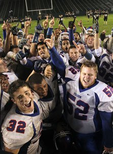 Folsom, which went 14-1 and won the CIF Division II Bowl last season, would have  needed to win a 15th game under the new format which was approved Friday.