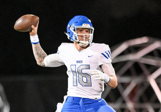 Norco senior Shane Illingworth, whose 20th-ranked team hosts Rancho Verde on Friday, is a definite California Player of the Year nominee.