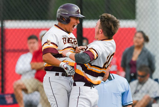 Deer Park takes on Carroll in Friday's 6A semifinal.