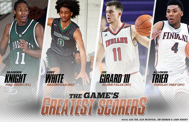 Top 100 High School Boys Basketball Scorers Of All Time Maxpreps