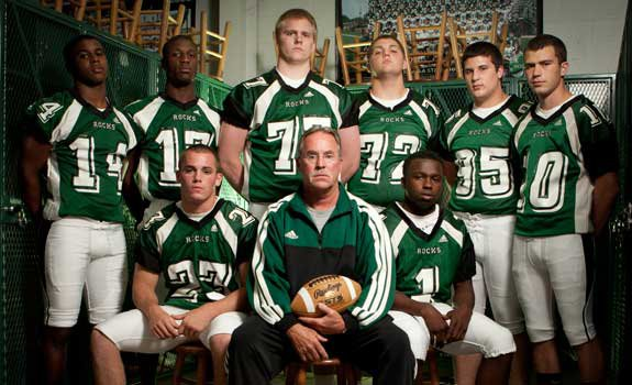 The 2011 Trinity Shamrocks were probably the best team ever assembled in Kentucky.