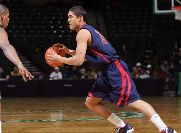 Arizona commitment Nick Johnson is back from Findlay Prep's 32-2 team that ended the 2009-10 season by winning the National High School Invitational.