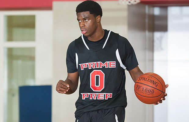 Emmanuel Mudiay and Prime Prep are the team to beat in Texas this season.