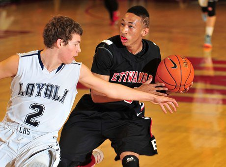Jordan McLaughlin and Etiwanda continued their charge toward a state playoff berth with yet another win over a ranked squad.