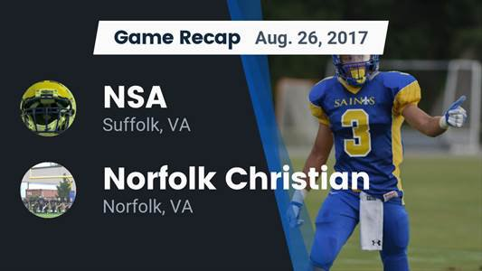 Football Game Preview: Christchurch School vs. Norfolk Christian