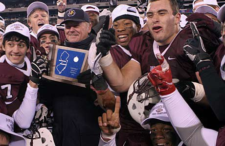 Don Bosco (Ramsey, N.J.) has been one of the most consistent football teams since 2004.