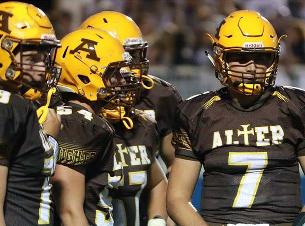 Alter is looking for its 18th straight trip to the postseason.