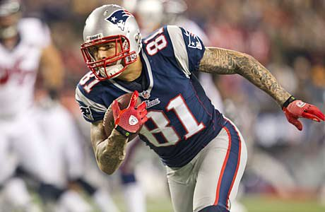 Aaron Hernandez of the New England Patriots went to Bristol Central High.