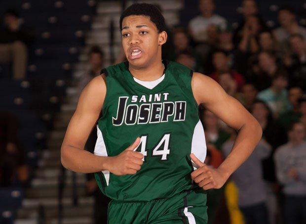 Karl Towns Jr. helped St. Joseph reach New Jersey's Tournament of Champions title game.